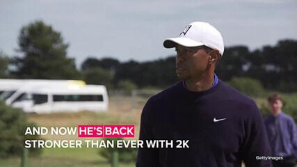 2K owns now PGA Tour 2K21 Studio