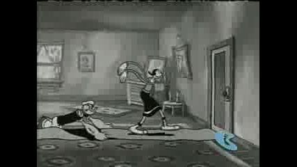 Popeye The Sailor - Beware Of Barnacle Bill