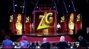 Predrag Bosnjak i Pedja Vujic - Splet pesama - (Live) - ZG 3 Krug 2013 14 - 19.04.2014. EM 28.