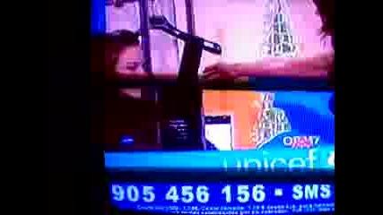 Maria Isabel En Menuda Noche 12.12.08