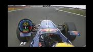 Ф1 2011 Англия(силвърстоун) Марк Уебър Pole Lap 1.30.399