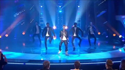 Justin Bieber - Boyfriend - Australia's Got Talent - 17.07.12
