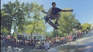 #ninjaweekend скейтборд демонстрация в Самоков
