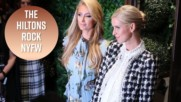 Famous families attend Alice + Olivia presentation