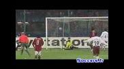 Милан - Арсенал - Гол На Адебайор