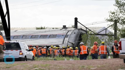 Engineer in Amtrak Train Crash Identified