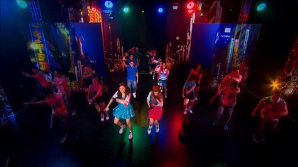 [hd] Shake It Up Made In Japan Dance - Bella & Zendaya