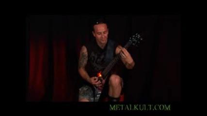 Nergal Guitar Lessons Part 1