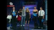 Алекс Жекова, Боян Стойков и Виктория Димитрова - Music Idol 3 - Cose della vita