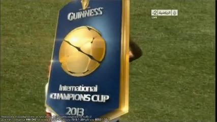 Феноменален гол на Евер Банега!