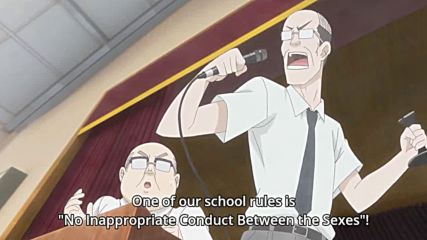 Araburu Kisetsu no Otome-domo yo. Episode 11