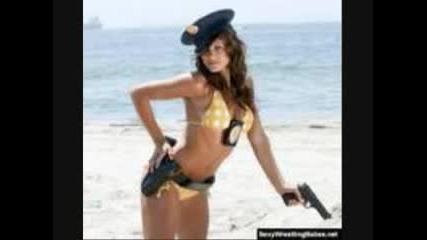 Novata Diva V Wwe (v Smackdown) - Eve Torres