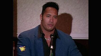 Meet Rocky Maivia: Raw, Nov. 11, 1996