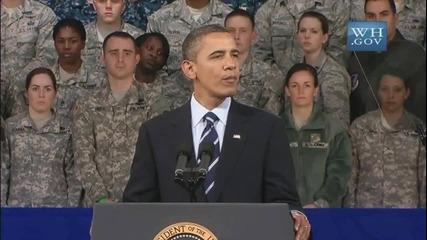 Барак Обама пее Call Me Maybe - Carly Rae Jepsen (смях)
