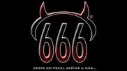 Лудница 666 - Mueve