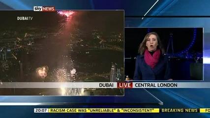 Нова Година в Дубай и Москва *2012*