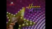 Hannah Montana - The Movie First Look On Jetix [english]