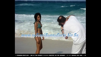 Rihanna In Barbados 19th March 2007