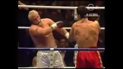 Two Killers, Two Brothers - Klitschko