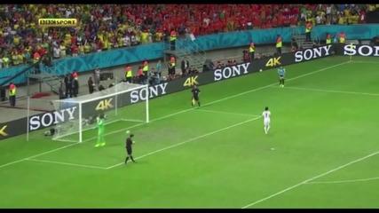 Холандия 0:0 Коста Рика 4-3 след дузпи