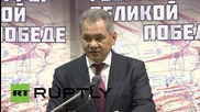 Russia: Defence Minister Shoigu lifts the lid on WWII-era archive