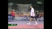 ATP Tour World Championship : Сампрас - Агаси - Част 5/15