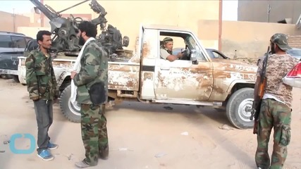 Libyan Army Clashes With Millitias Near Tripoli as Airstrikes Bomb City's Only Airport