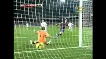 Barcelona vs. Real Madrid - Ibrahimovic Goal