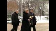 Благодарствен молебен за освобождението на София