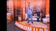Dragan Kojic Keba - Aporo - Utorkom u 8 - (tvdmsat 2014)