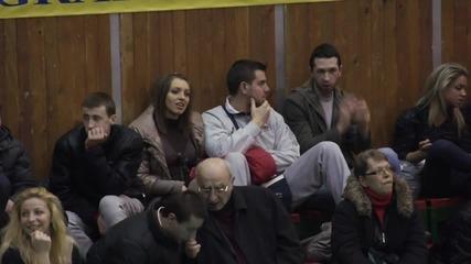 ЦСКА пак би Левски с 3:0, 20-минутно конско за сините
