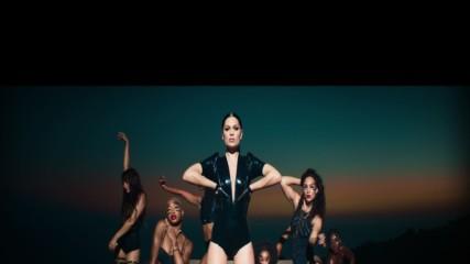 Jessie J - Burnin' Up (Оfficial video)