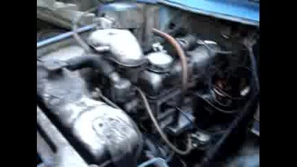 Разглобяване На Двигател