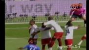 Дрогба вкарва победният гол срещу Портсмут [ Финал за Еф Ей Къп ]
