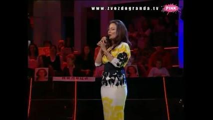 Andreana Čekić - Sestre po suzama (Zvezde Granda 2010_2011 - Emisija 26 - 02.04.2011)