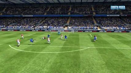 Красив гол на Fifa 13! :)