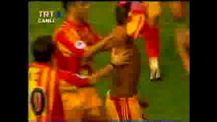Jardel Vs Real. Madrid - Златен Гол