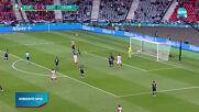 Англия надви Чехия на UEFA EURO 2020™