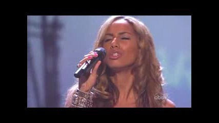 Leonalewis - Better In Time Live Ama Hdtv 720p