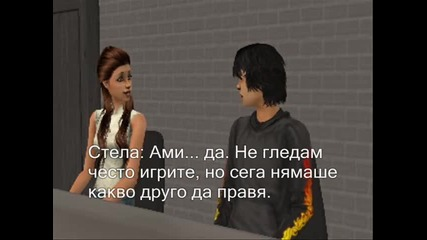 Sims 2 Teenage love episode01
