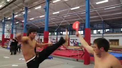 3run Action Stunts