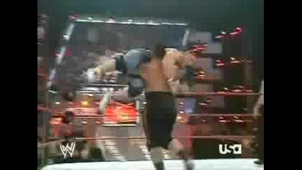 Super klip za Umaga.umaga vs. John Cena