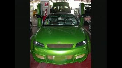 Снимки от Тунинговани коли
