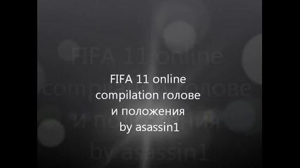 fifa 11 online compilation