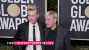 Is Ellen Degeneres set to be replaced by Kelly Clarkson or Kristen Bell?!