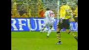 Georghe Hagi Vs Borussia Dortmund