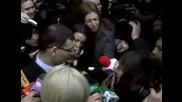 Дянков без коментари след разговора с Първанов