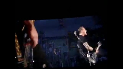 Metallica - Intro + Creeping Death, Sofia, 2010