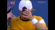 Us Open 2004 Final - Roger Federer vs Lleyton Hewitt