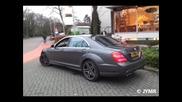 Мощен старт на Mercedes S 65 /// A M G